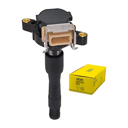 DEAL Set of 1 New Ignition Coil For BMW Land Rover V6 V8 V12 Replacement# E36 E46 E31 E38 E39 E53 UF354 UF300 E721 E720 E383 IC417