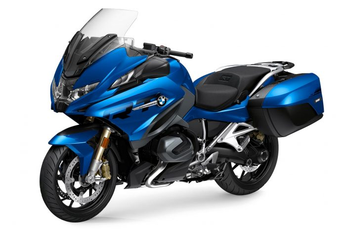 2021 BMW R 1250 RT First Look (11 Fast Facts, Specs + 28 Photos)