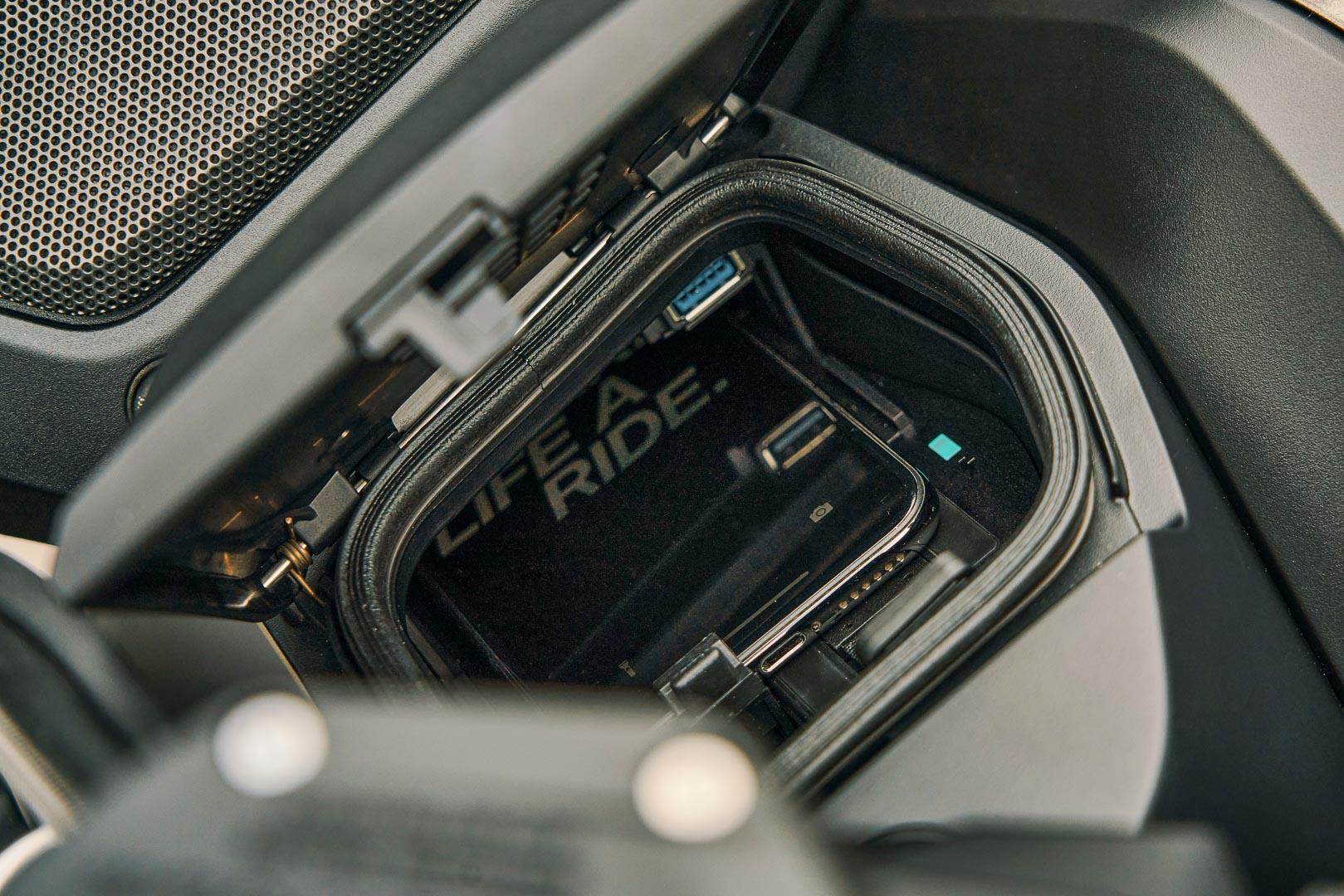 2021 BMW R 1250 RT: Specs