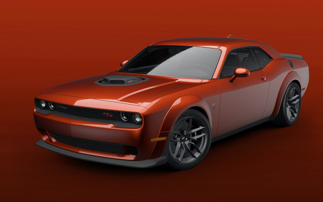 2021 Dodge Challenger preview: Wide-body option spreads to more grades