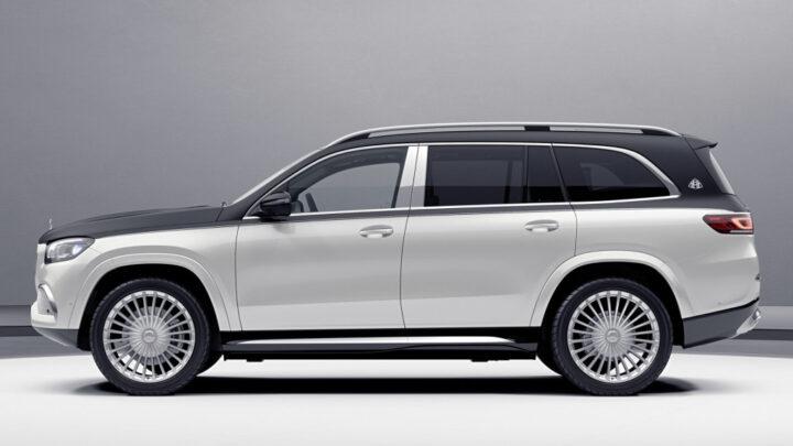 2021 Mercedes-Maybach GLS revealed: Plush $161,550 SUV has Bentayga, Cullinan in its sights