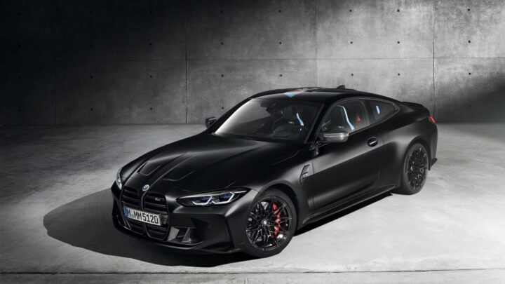 BMW and Kith Collaborate to Make an M4 Ready for Fashion Week