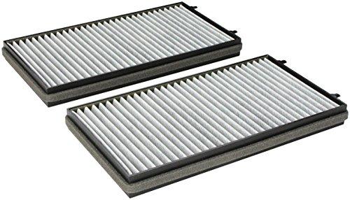 Bosch C3804WS / F00E369781 Carbon Activated Workshop Cabin Air Filter For Select BMW 745i, BMW 745Li, BMW 750i, BMW 750Li, BMW 760i, BMW 760Li, Rolls-Royce Phantom