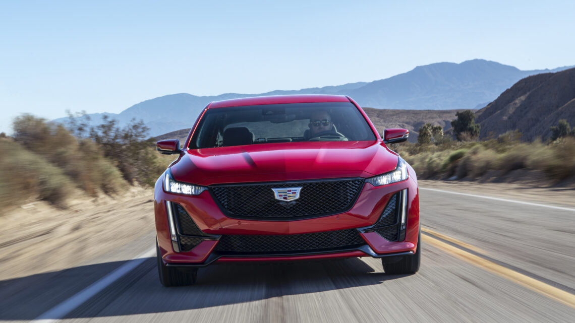 Cadillac introduces MagneRide 4.0: Fastest reacting suspension made even faster