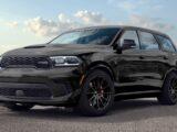 Hennessey set to crank 2021 Dodge Durango Hellcat to 1,000 hp, 1,200 hp off-the-menu order