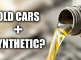 Is synthetic motor oil bad for old cars?