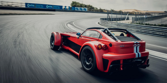 Wild Donkervoort D8 GTO JD70 gets track-only R version