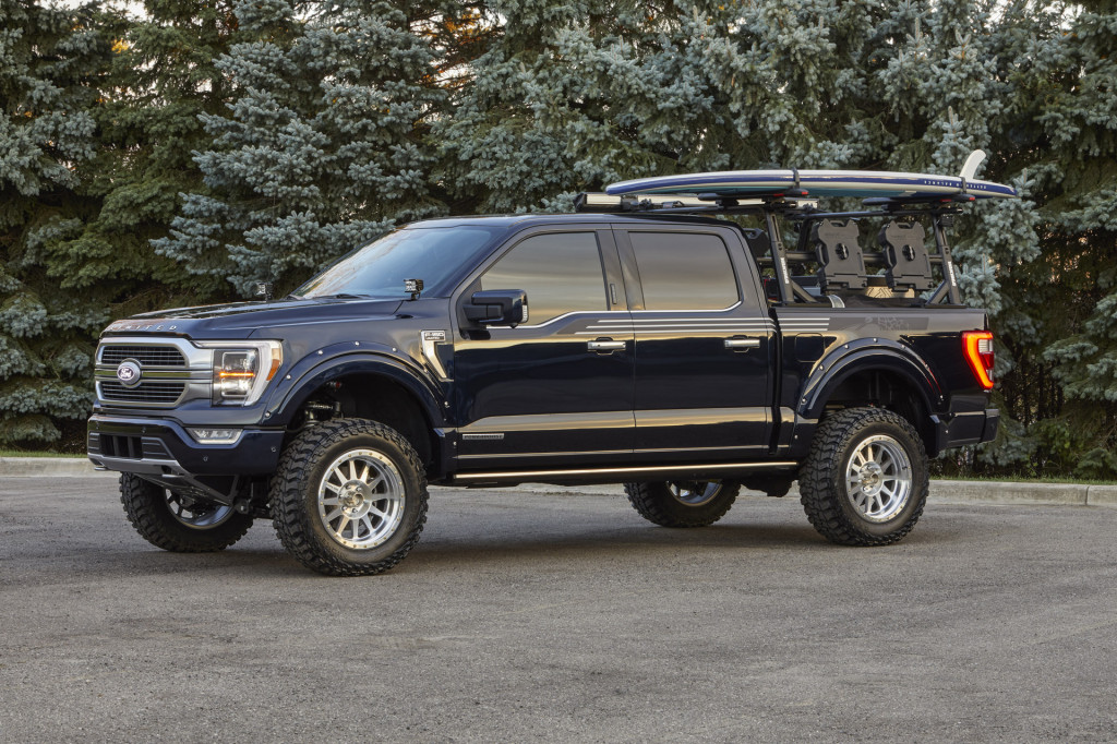 Ford F-150 Limited Hybrid SuperCrew by BDS Suspension