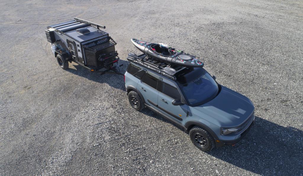 Ford Bronco Sport Badlands by MAD