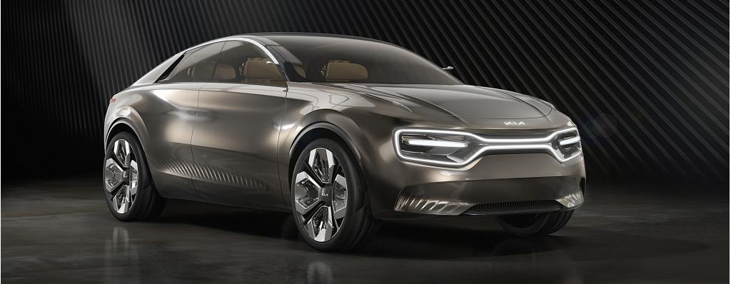 2022 Kia CV spy shots: Electric crossover SUV coming shortly