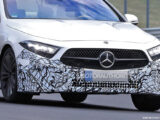 2022 Mercedes-Benz CLS facelift spy shots - Photo credit: S. Baldauf/SB-Medien