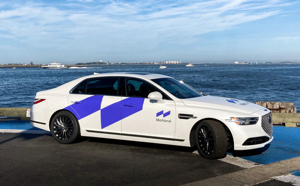 Hyundai-backed Motional to deploy driverless cars in Nevada