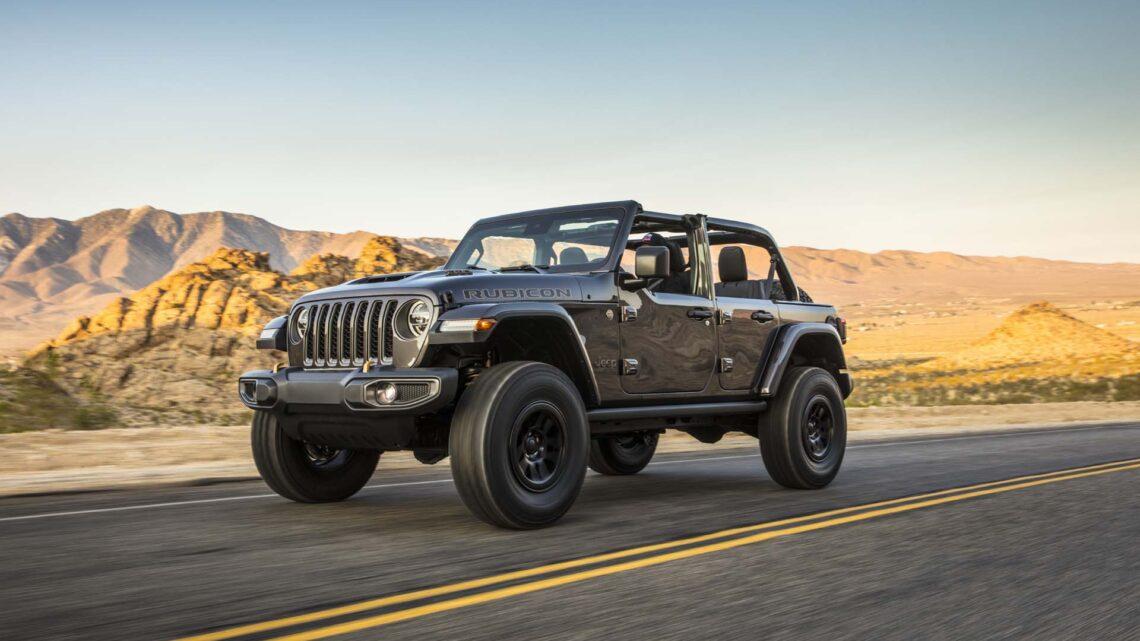 """Jeep Wrangler V-8, VW Group """"Landjet"""" sedans, 2021 Toyota Mirai: Car News Headlines"""
