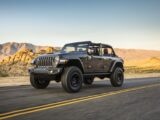 "Jeep Wrangler V-8, VW Group ""Landjet"" sedans, 2021 Toyota Mirai: Car News Headlines"
