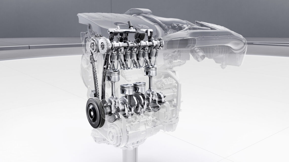 Mercedes, Volvo parent companies to jointly develop gas engine for hybrid applications