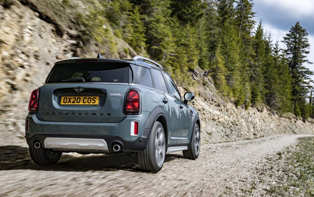 Next Mini Countryman due in 2023 with ICE, battery-electric power