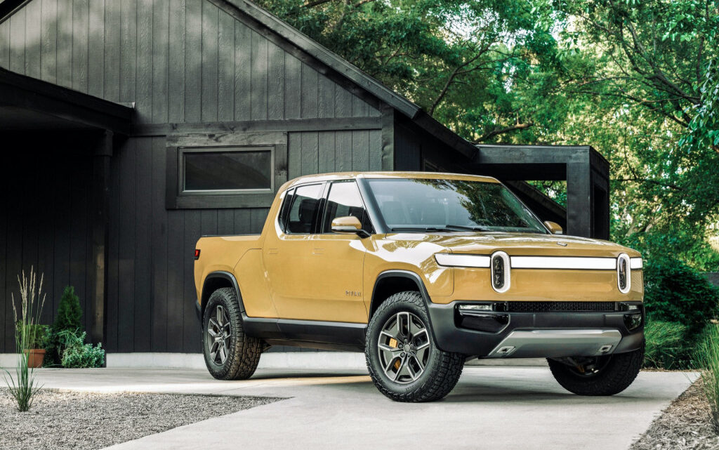 Rivian R1T pickup Launch Edition coming next summer at $75,000, R1S SUV Launch Edition $77,500