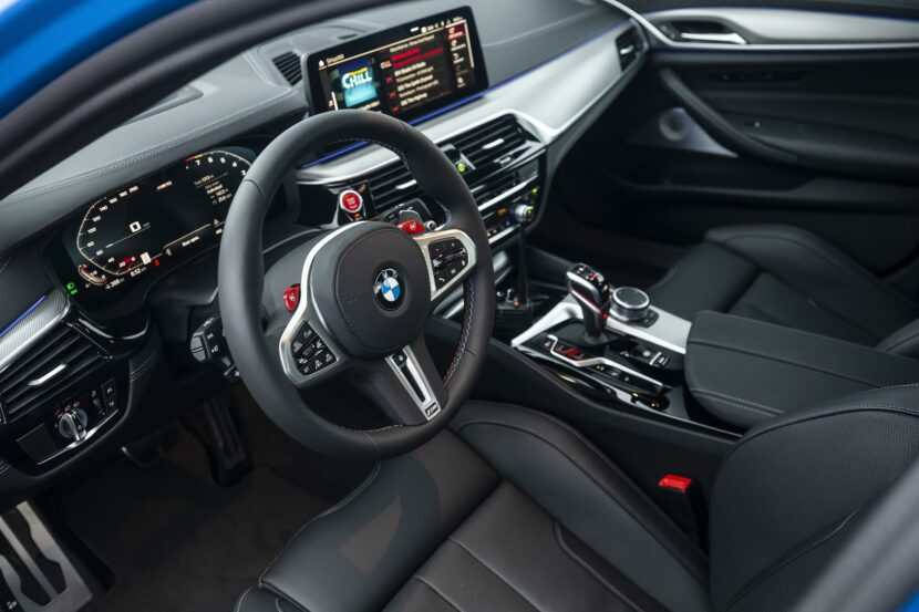 2021 bmw m5 black merino leather 04 830x553