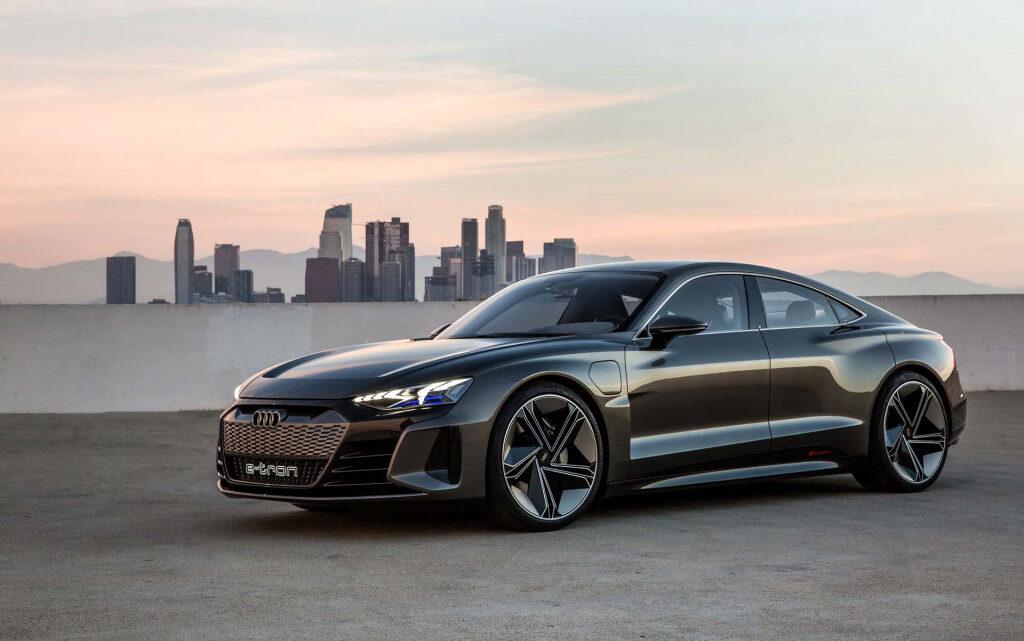 2022 Audi E-Tron GT spy shots: Porsche Taycan's Audi twin takes shape