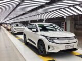 After unveiling own platform, Foxconn invests in troubled EV startup Byton