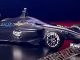 Open-cockpit Indy-style autonomous race cars for virtual challenge