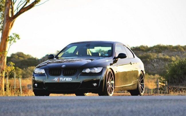 Punching with the heavyweights: a mad-tuned BMW 335i
