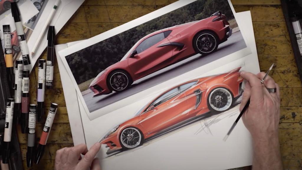 Should the C8 Chevrolet Corvette look more like a Corvette?