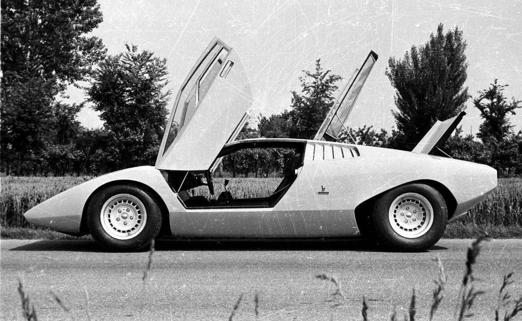 The first Lamborghini Countach, lost for decades, has been recreated