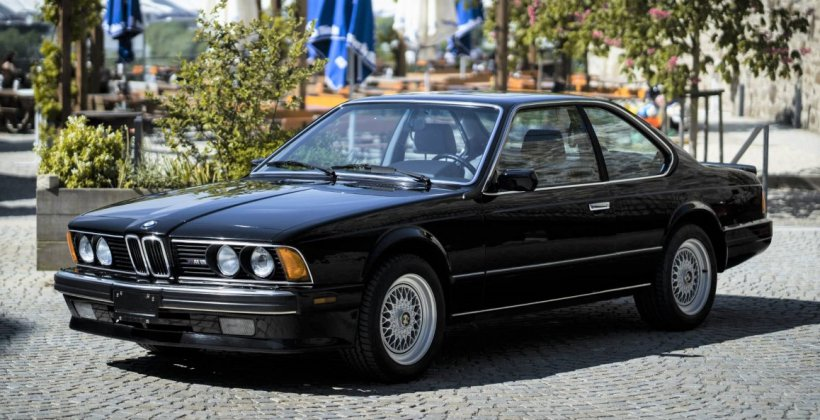 A 1984 BMW 633CS similar to what Prince owned   Classic Trader