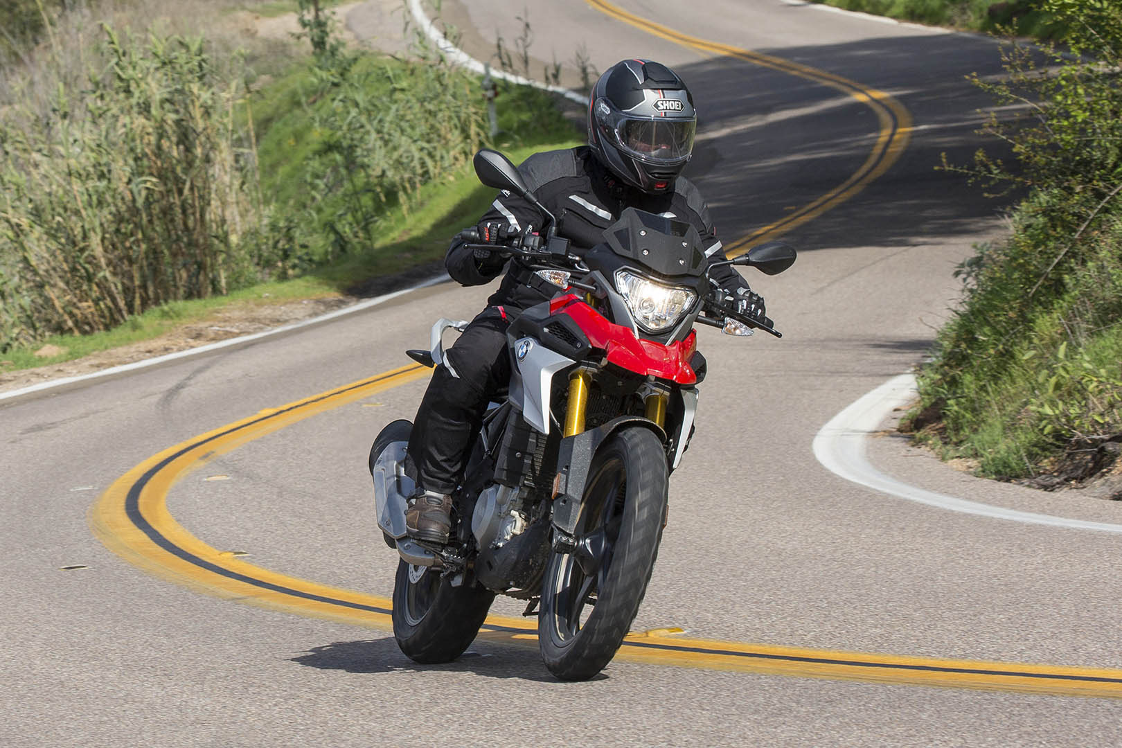 New Rider's Buyer's Guide ADVs: BMW G 310 GS