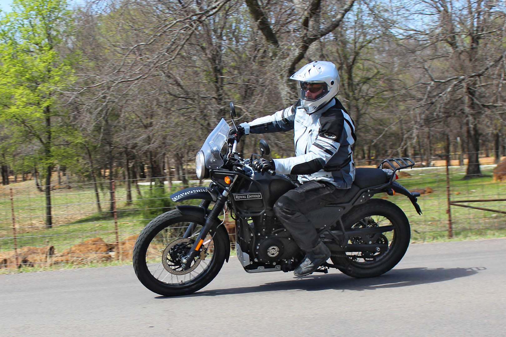 New Rider's Buyer's Guide ADVs: Royal Enfield Himalayan