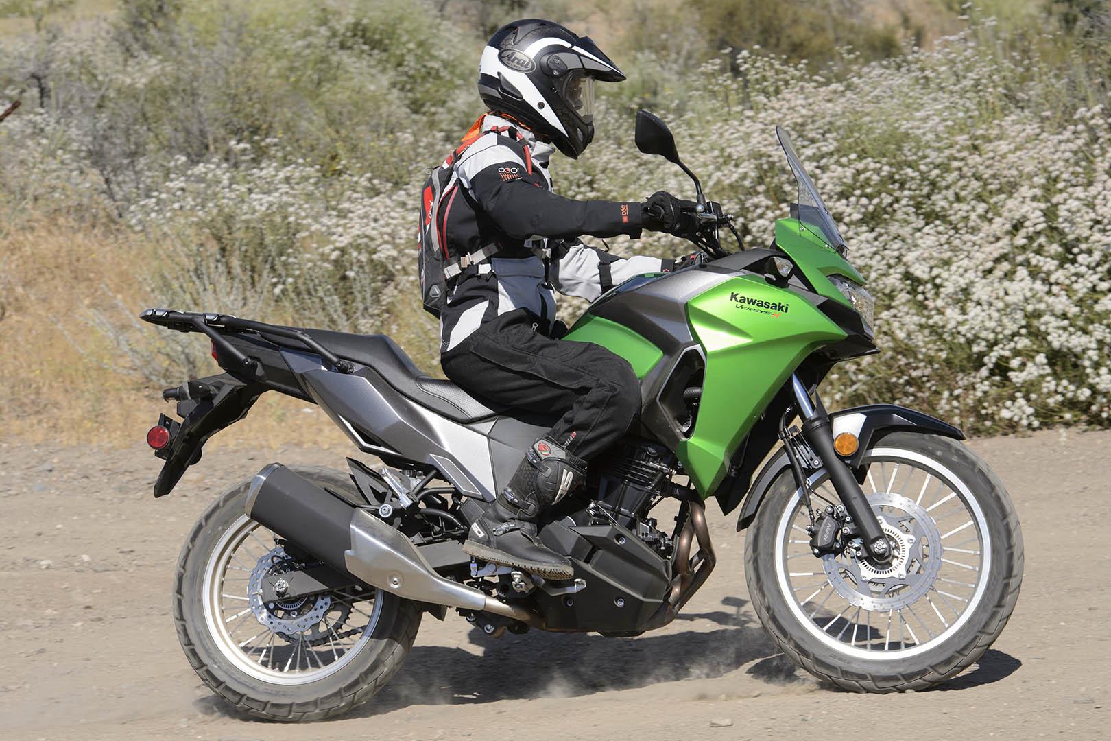 New Rider's Buyer's Guide ADVs: Kawasaki Versys-X 300