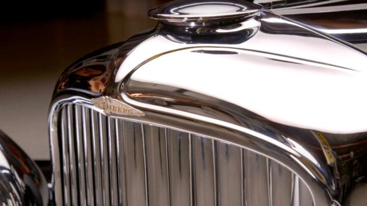 1931 Duesenberg Model J LaGrande Coupe visits Jay Leno's Garage