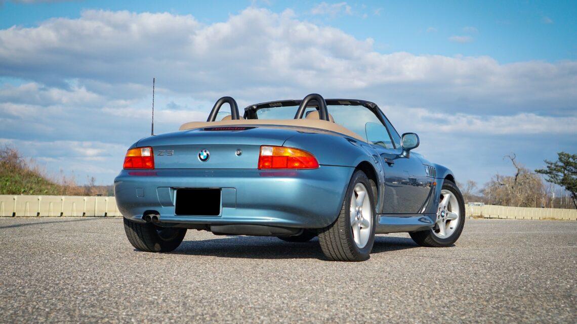 1998 BMW Z3 2.8 Roadster 5-Speed