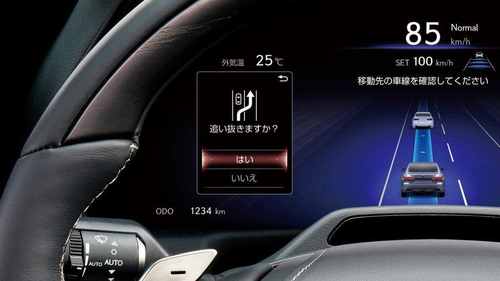 2022 Lexus LS 500h to offer hands-free drive- assist system called Lexus Teammate