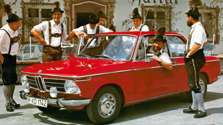 BMW 2002 turbo (1973) – BMW's first turbo is the granddaddy of the M2 – Explica .co