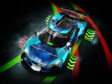 FIA's electric GT racing category will feature highly precise torque vectoring
