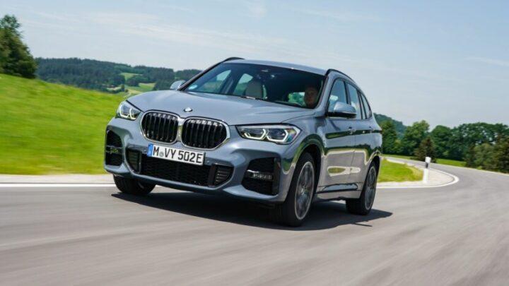 Next-Gen BMW X1 Seen Looking Sporty-ish