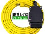 OHP ENET OBD Interface Cable for BMW E-SYS ICOM Coding Diagnostics | 5 Feet