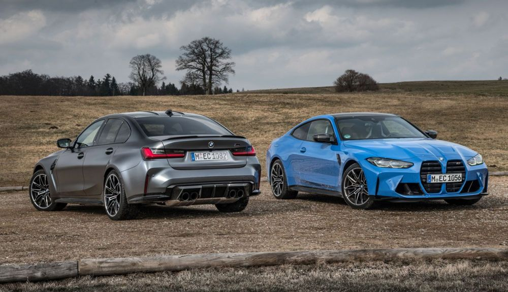 The BMW M3 and M4 Competition xDrive are the first to add an all-wheel drive option in M3 history.