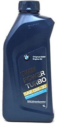 BMW Twin Power Turbo SAE 0W-30 Diesel Engine Oil