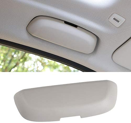 Speechn Sunglasses Holder for BMW 1 3 5 6 7 X3 X5 X7 Series,Glasses Case Storage Box Replace for Driver Side Overhead Grab Handle (Fits:F30 F31 F80 F34 F10 F11 F25/G20 G30 G31 G32 G11 G12 G01 G05 G07)