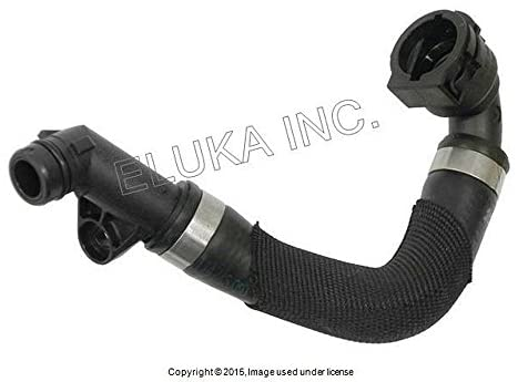 BMW Genuine Coolant Water Hose With O-Ring - Radiator To Auto Trans Oil Cooler 135i X1 35iX 135i Z4 35i Z4 35is 335i 335xi 335i 335xi 335i 335xi 335is 335i 335is