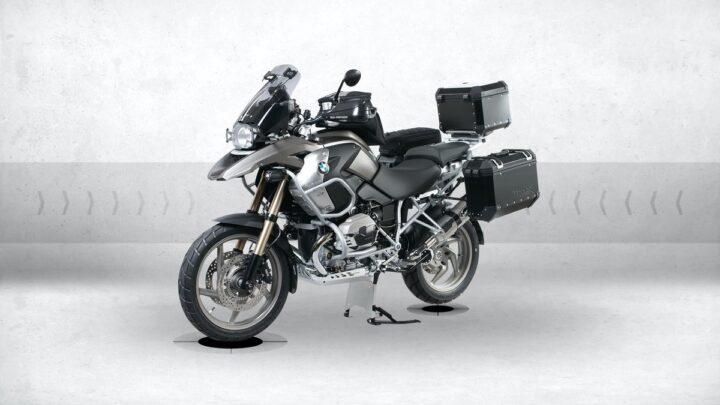 BMW R 1200 GS Special Custom Bike