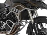 Motorcycle Silver Lower Steel Highway Freeway Crash Bar Bars Engine Guard Frame Protector Bumper For BMW F800GS F700GS F650GS F 800 700 650 GS 2008-2018 2009 2010 2011 2012 2013 2014 2015 2016 2017