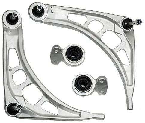Front Lower Control Arms with Ball Joints & Bushings replacement for BMW E46 3 Series 323 325 328 330 Z4 2WD