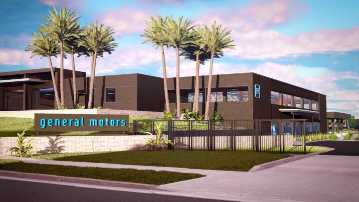 GM to spend $71M on new California design center