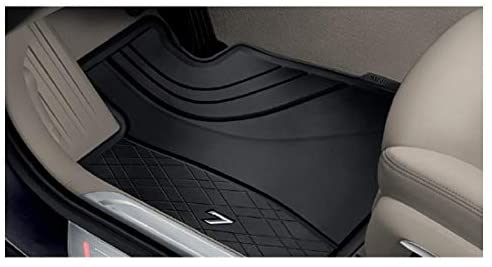 BMW FLOORMATS, All-Weather, LHD,:519016