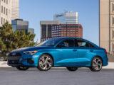 2022 Audi A3/S3 sport sedans turn a smart double play