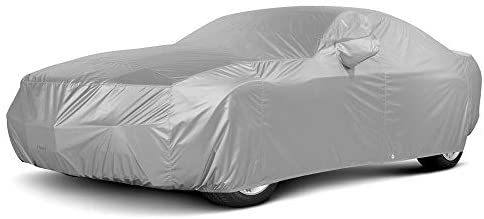 Crevelle Custom Fits 2007-2021 BMW M3 320i 328i 328d 330i 330e 335i 340i M340i Car Cover Silver Metallic Covers 320 328 330 335 340 M340